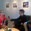 Premier Kathleen Wynne visits Sheridan College