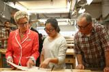 Premier Kathleen Wynne tours Sheridan College