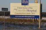 New Oakville Hospital set to impress community and surrounding areas