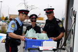 Cram-a-Cruiser food drive a success in Mississauga