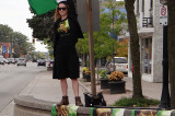 Port Credit protesters urge Prince of Pot's return to Canada