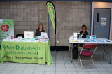 Sheridan participates in diabetes awareness