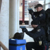 College's first lockdown drill a team effort