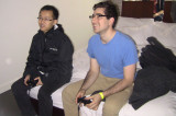 Gamers earn cash through competitive video games