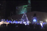 Celebration Square tree lighting draws thousands