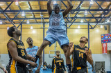 Bruins bulldoze last-place Cambrian Golden Shield 99-47