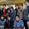 Japanese students visit Sheridan for a two-week long exchange program