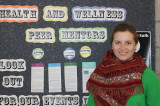 Peer mentors spread the word about healthy living