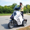 Sheridan Security Segues to New Vehicle