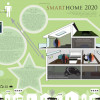 Smart living with smart houses