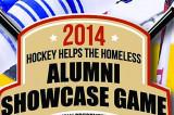Hockey to help the homeless