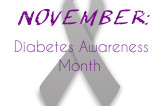 Bringing awareness to diabetes