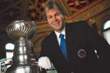 Meet the keeper of the Cup