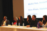 Advertising students hear from successful grads