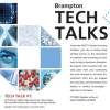 Brampton's Tech Talk 3 live