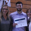 Broadcast student gets $10k award