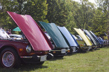 Oakville hosts the world-famous British car show