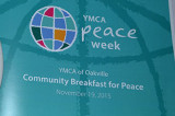 Terrorist's son advocates peace at community breakfast