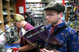Labyrinth Books a treasure trove of art and geek culture