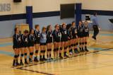 Women's volleyball team downs Mohawk