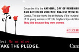 LIVE: National Day of Remembrance and Action on Violence Against Women