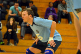 Men's volleyball team sweeps St. Clair