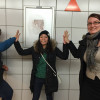 Urban Scavenger Hunt highlights creative teamwork