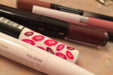 Drugstore liquid lipstick holds up against the elements – mostly