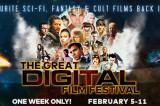 Digital film festival brings cult classics back to the big screen