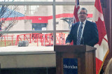Flynn calls free tuition 'ingenious' at Sheridan announcement