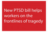 Ontario takes steps to help first responders with PTSD