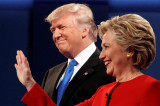 Presidential election 2016: The first debate