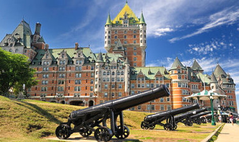 Top 3 things to do in Quebec City
