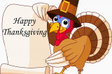 Ways to make the best of Thanksgiving weekend