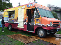 Chang Noi`s - Baby Elephant, is Canada`s first ever Thai food truck, originating in St.Catharines , On.