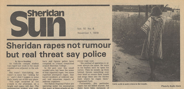 Paper from The Sheridan Sun archives (1979) shows similarities.