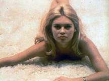 Brigitte Bardot in Contempt.