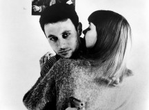 Michel Subor and Anna Karina in Le Petit Soldat (1963)