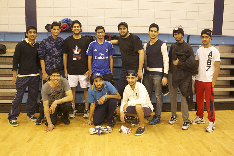 Sheridan Bruins Cricket team