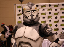 Heroic Clone troopers stand ready to protect and serve.