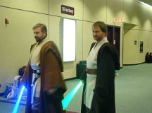 When two obi-Wans collide