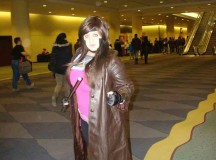 Jennifer Maillet as Gambit from X-Men
