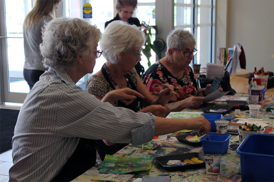 Culture Days served to promote art and provided activities for all ages last weekend.