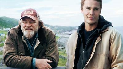 Brendan Gleeson and Taylor Kitsch star in The Grand Seduction, the first film of this season's Monday Night at the Movies