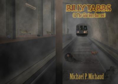 Michaud's debut novel is available November 3.