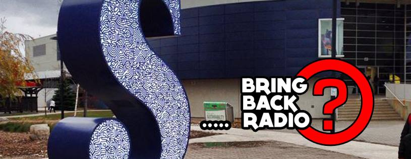 Bring Back Radio Sheridan, a Facebook page created by  Giovanni Spagnolo.