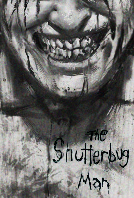 Preview of The Shutterbug Man poster created by Ian MacDonald