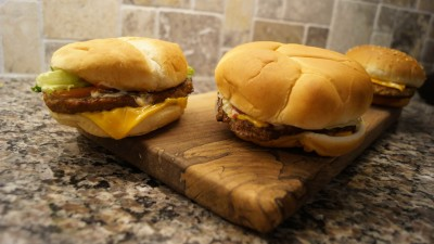 Burgers from several different fast food places stood the ultimate test: which one was the winner?