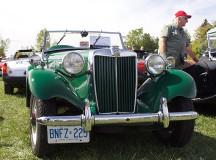 1953 MGA