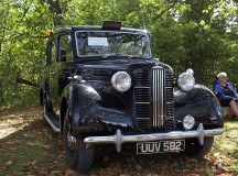 1958 London Taxi  owned by Wendy Welham